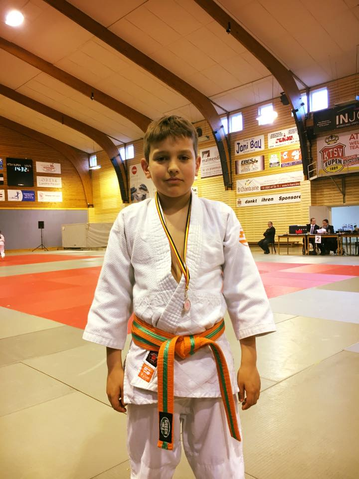 Tournoi International de l'Euregio à Eupen