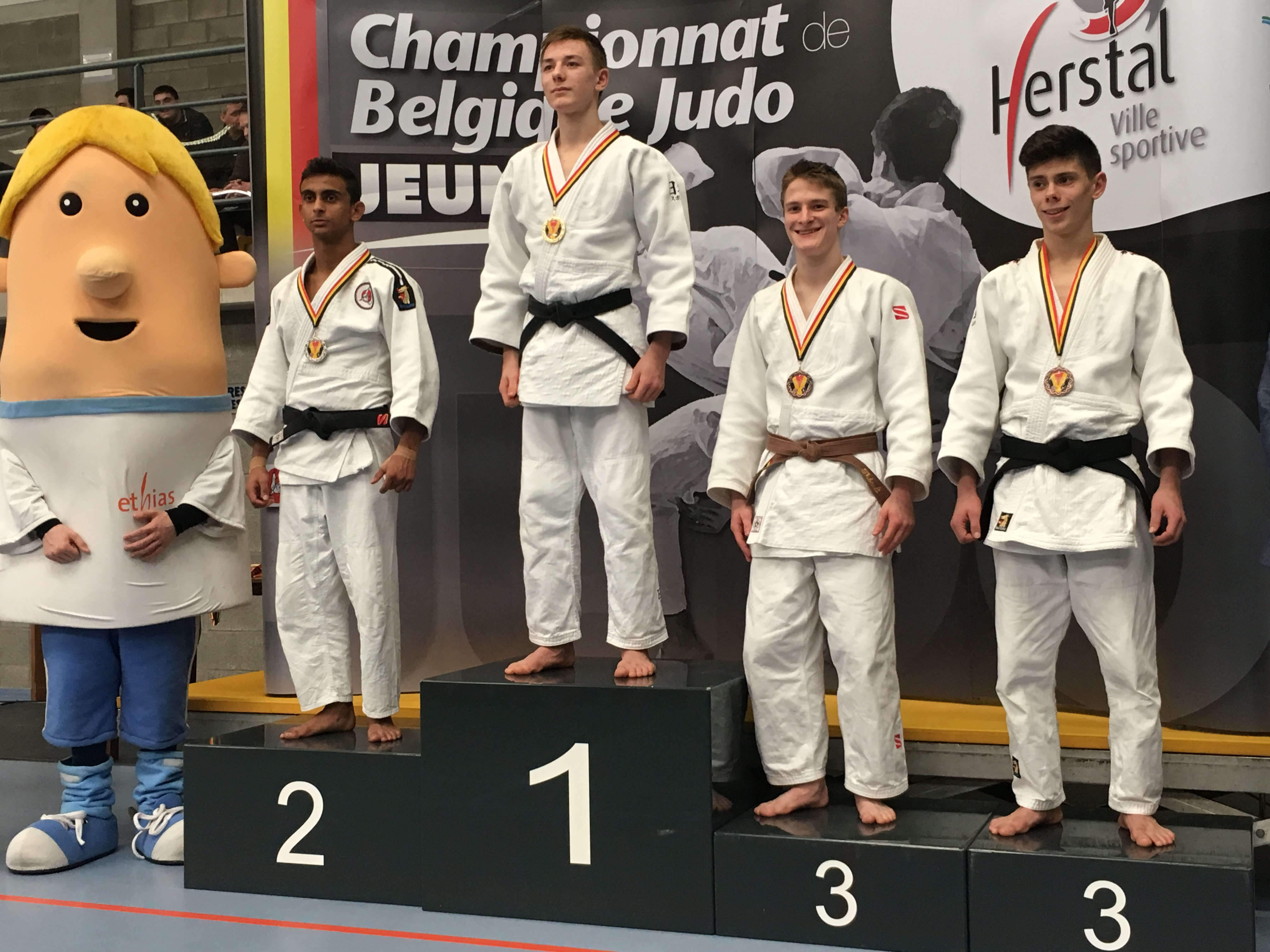 Championnats de Belgique